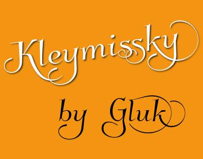 Free font Kleymissky