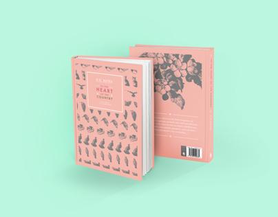 H.E. Bates Book Design