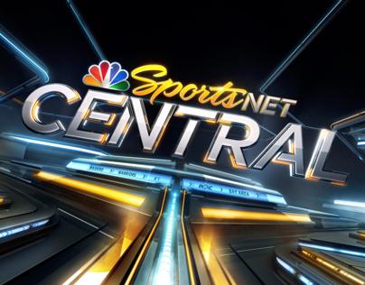 SportsNet Central Rebrand