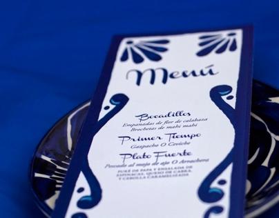 Talavera Wedding Collection