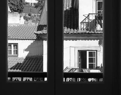 around the infinite house . Lisboa, Portugal
