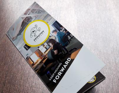 The Animation Academy Brochure