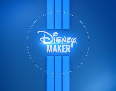 Disney-Maker Rebrand