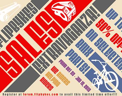 Collateral Design - Flipbykes BMX Shop