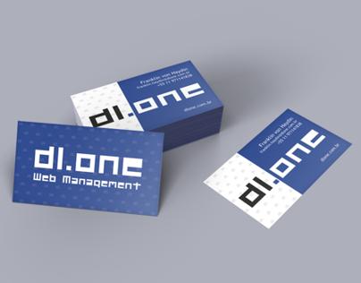 DL.ONE Identidade Corporativa / Branding