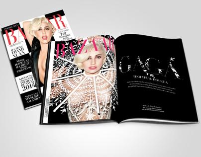 Harper's Bazaar Vietnam | 04.2014