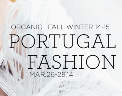 PORTUGAL FASHION#34 ORGANIC