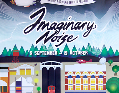Imaginary Noise | Exhibition ID