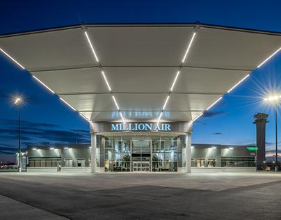 Million Air Jet Terminal and Hangar