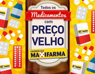 Comercial de Medicamentos Farmácia Maxifarma