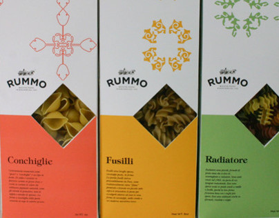 Pasta Packaging Concept