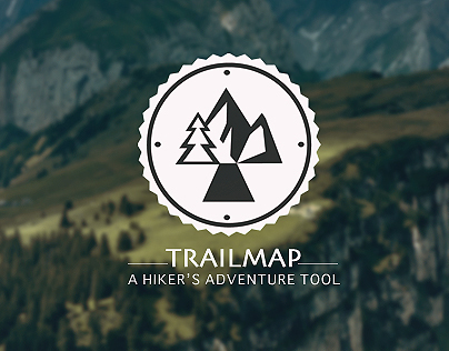 Trailmap app logo