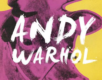 Andy Warhol Book Design
