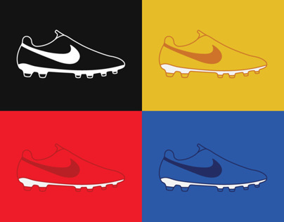 Football Boot Illustrations