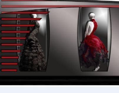 Fashion Showroom_ Alexander McQueen
