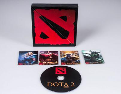 Dota 2 - Disc design