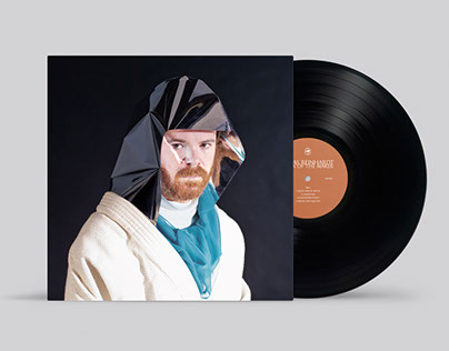 JONAS REINHARDT MASK OF THE MAKER LP