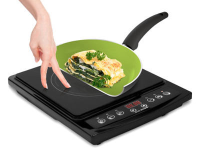 Induction Cooktop Photoshopping