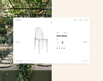 Petre - Website