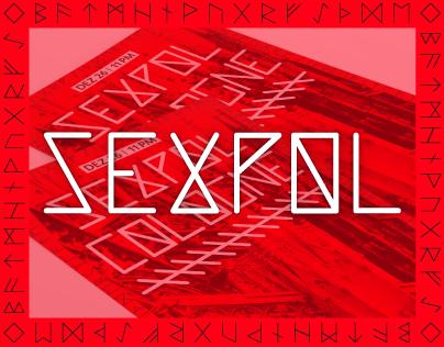 SEXPOL | Typography & Branding