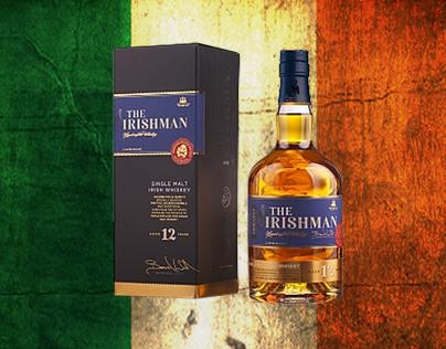 Irishman Whiskey Spec Work