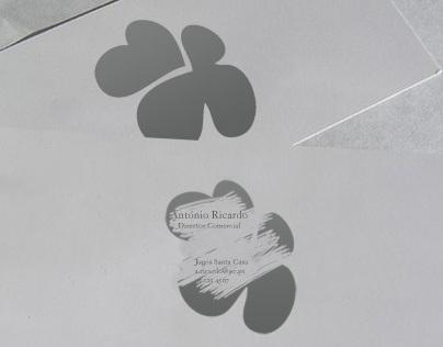 Business scratch card