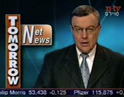 n.tv News Germany Interview (1998)