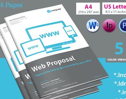 Proposal - Web Proposal Template
