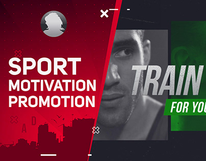 Sport Motivation Promo - After Effects Template