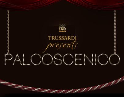 """PALCOSCENICO""- The new fragrance by Trussardi"