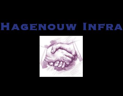 visits Hagenouw Infra