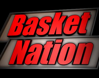Basket Nation logo ideas