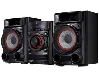 LG CM4430 Mini Hi-Fi Audio