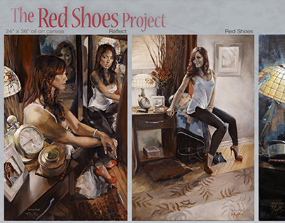 The Red Shoes Project