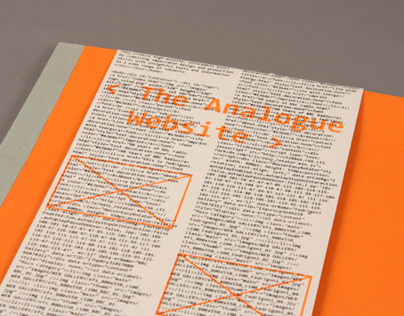 The Analogue Website