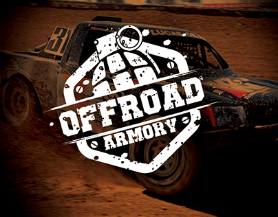 Offroad Armory - Logo design