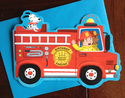 Greeting Cards for Peaceable Kingdom Press