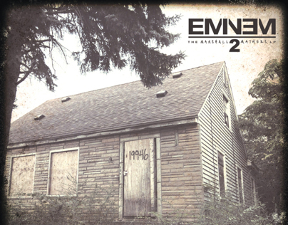 Eminem MMLP2 Tee Designs