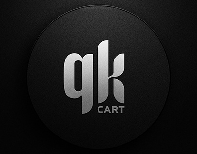 Brand Identity Design for QKcart online store