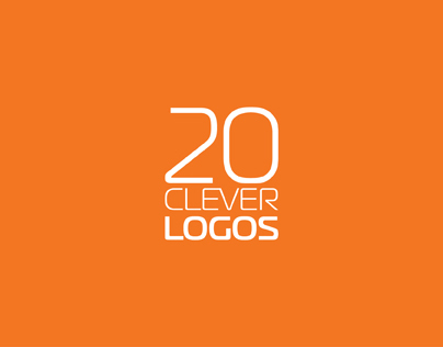 20 clever logos by Square69