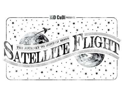 Kid Cudi Satellite Flight Tour Merchandise