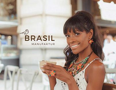 BRASIL MANUFAKTUR   VISUAL IDENTITY