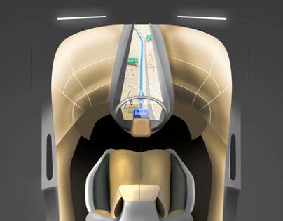 SEAT future car project