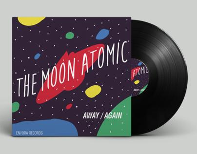 The Moon Atomic - Album Art