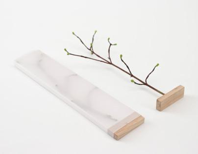 A MATCH TREE / souvenir