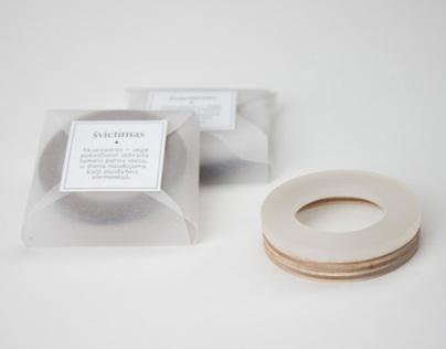 LUMI / accessory concept/ souvenir