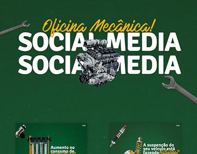 Social Media - Auto Mecânica Adacar