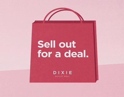 Dixie Mall - Sell out for a deal