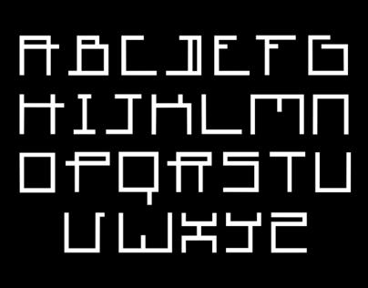 Typographie Bitmap