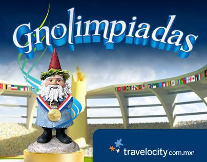 Aplicación Facebook / Travelocity - Gnolimpiadas